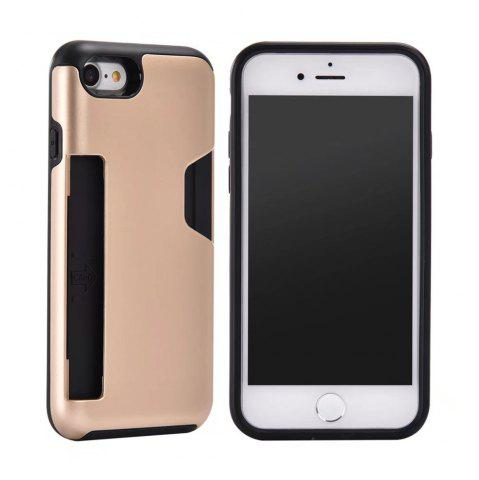 Trendy Heavy Duty Protection Dirt Proof Strong PC and TPU Phone Case for iPhone 7 / 8