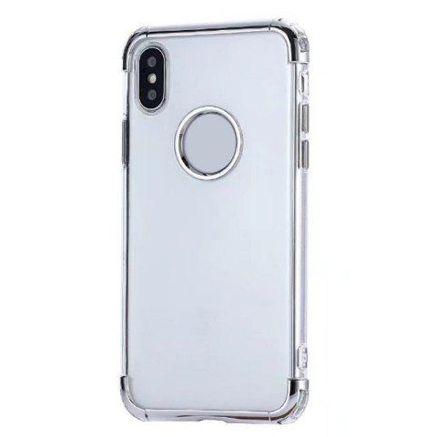 Outfits Unicorn Beetle Style Premium Hybrid Protective Clear Case for iPhone X