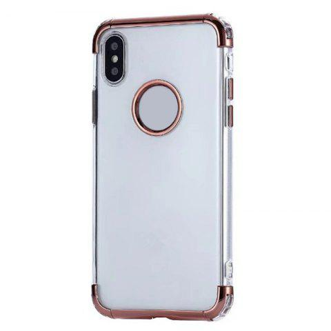 Fancy Unicorn Beetle Style Premium Hybrid Protective Clear Case for iPhone X