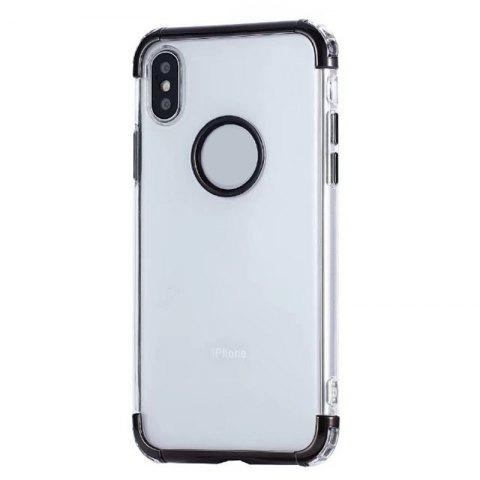 Buy Unicorn Beetle Style Premium Hybrid Protective Clear Case for iPhone X