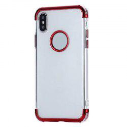 Unicorn Beetle Style Premium Hybrid Protective Clear Case for iPhone X -