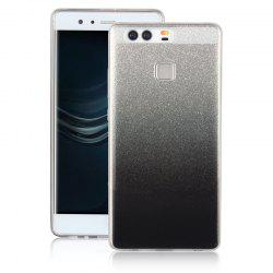 TPU Translucent Flash Shell for Huawei P9 -