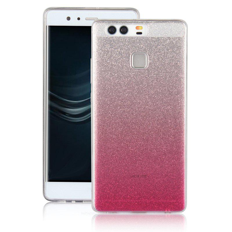 Outfits TPU Translucent Flash Shell for Huawei P9