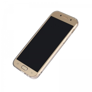 TPU Translucent Flash Shell for Samsung Galaxy A7 2017 -