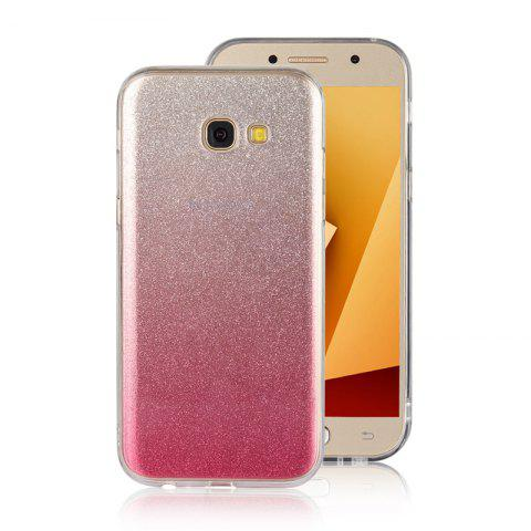 New TPU Translucent Flash Shell for Samsung Galaxy A7 2017