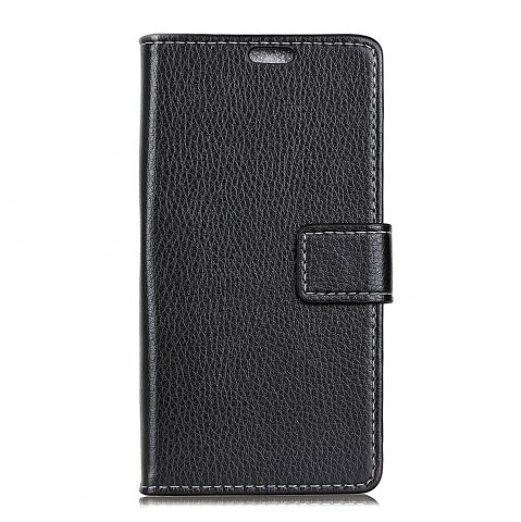 Shop Litchi Pattern PU Leather Wallet Case for  LG Q8