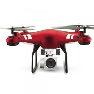 X52HD RC Drone RTF with 720P HD Camera / One Key Auto Return / Height Holding -