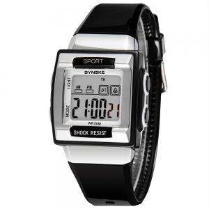 SYNOKE 66188 Youth Multi-function Electronic Watch -