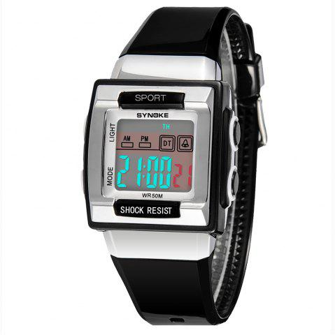 Hot SYNOKE 66188 Youth Multi-function Electronic Watch