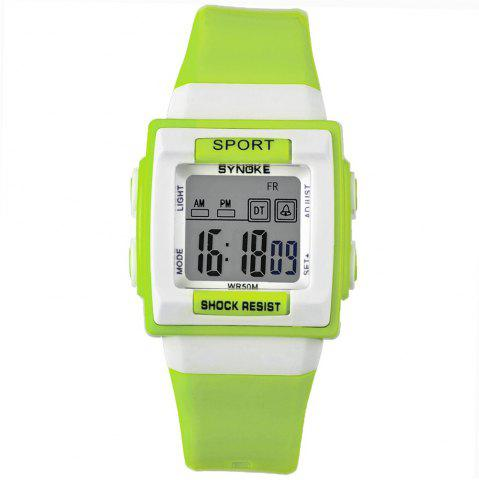 New SYNOKE 66188 Youth Multi-function Electronic Watch