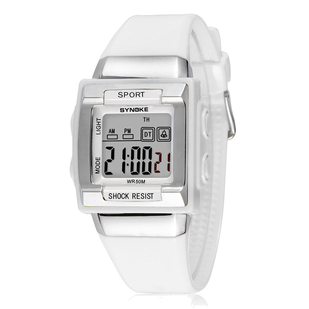 Fashion SYNOKE 66188 Youth Multi-function Electronic Watch