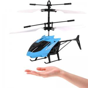 Flashing Light Induction Helicopter Toy for Kids -