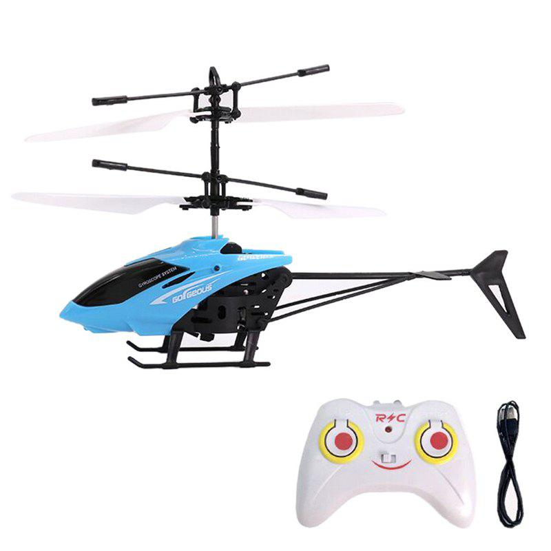 Discount Flashing Light Induction Helicopter Toy for Kids