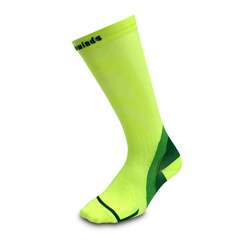 Trendy Antibacterial and Deodorant Viowinds Muscle Energy Socks