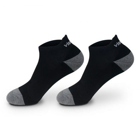 Chic 2 Pairs Viowinds Athletic Socks Running and Basketball