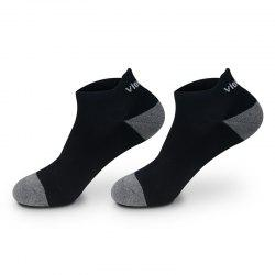 2 Pairs Viowinds Athletic Socks Running and Basketball -