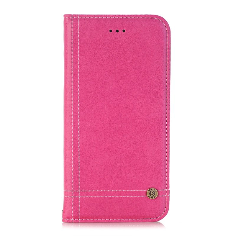 Trendy Truck Suction Line Card Lanyard Pu Leather Cover for Samsung Galaxy A5 2017