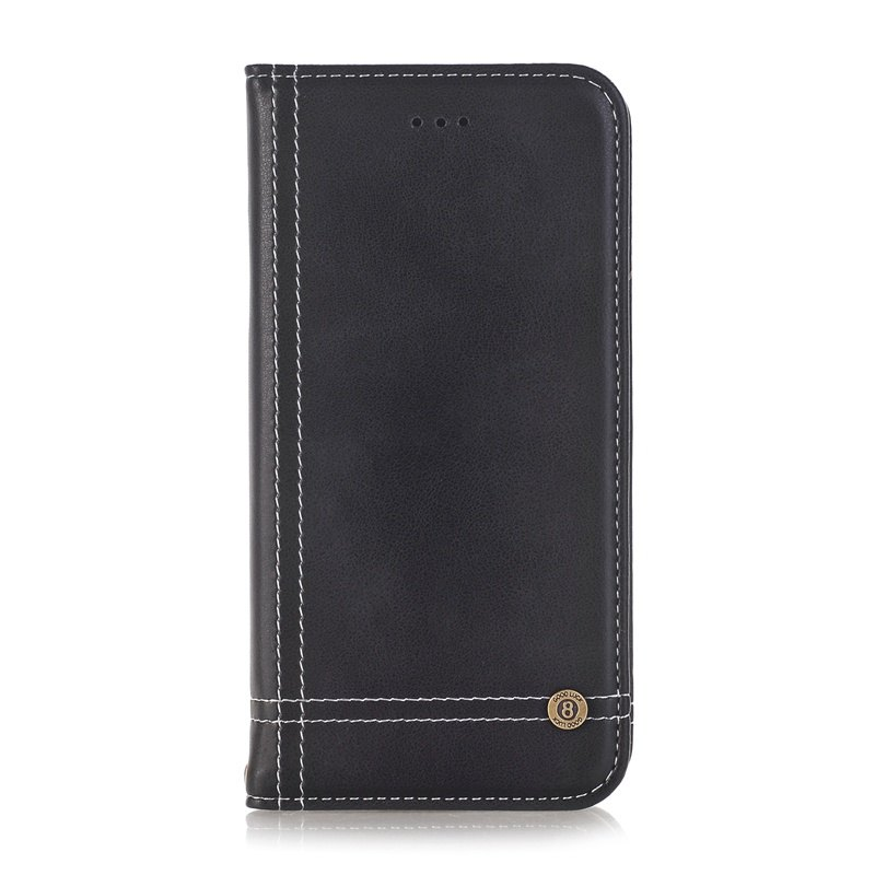 Outfit Truck Suction Line Card Lanyard Pu Leather Cover for Samsung Galaxy S5