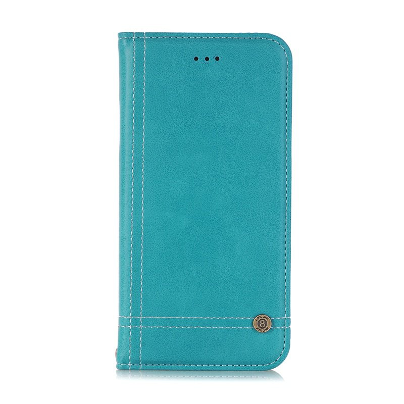 Chic Truck Suction Line Card Lanyard Pu Leather Cover for Samsung Galaxy S5