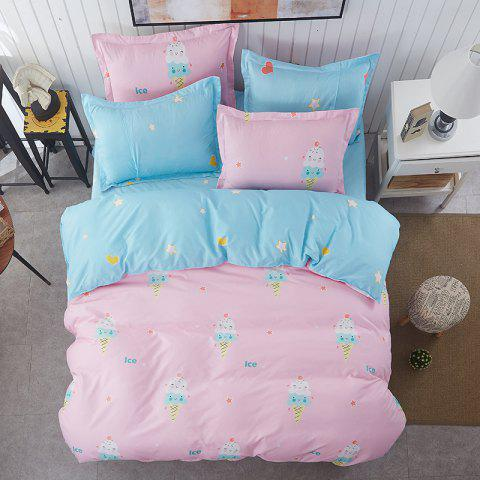 Shops Fashion First Love Personalized Polyester Bedding Set