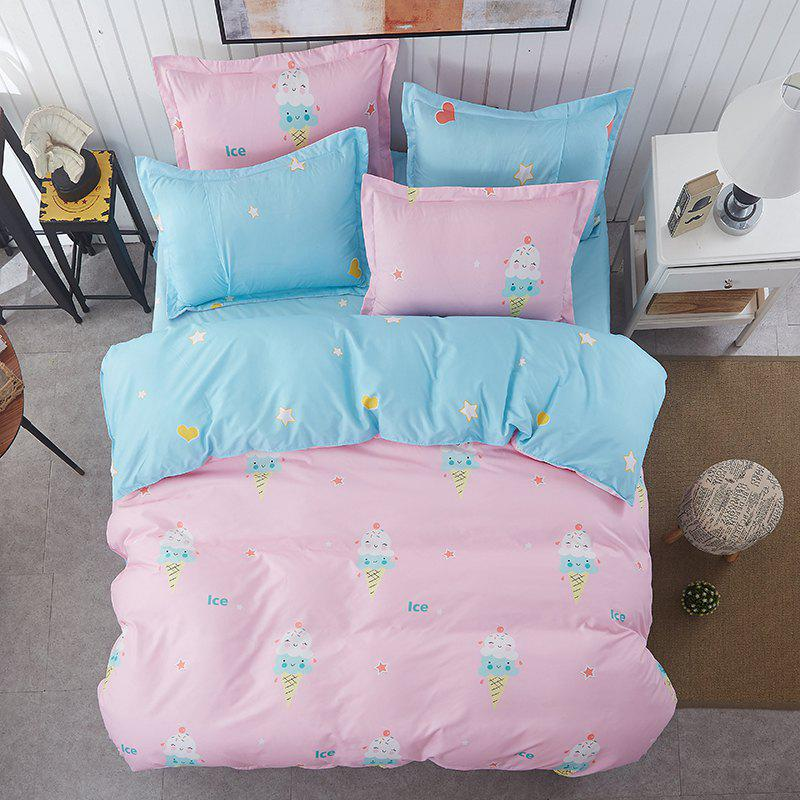 Affordable Fashion First Love Personalized Polyester Bedding Set
