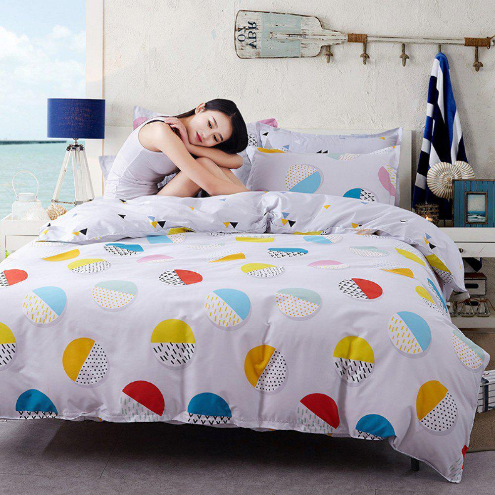 Hot Fashion Changeable Mood Personalized Polyester Bedding Set