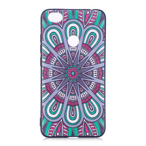 Trendy Painted TPU Phone Case for Redmi Note 5A