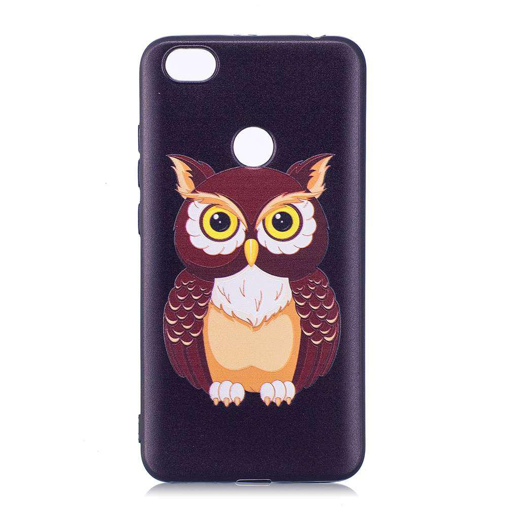 Outfit Painted TPU Phone Case for Redmi Note 5A
