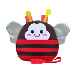 Cartoon Animal Anti-lost Shoulder Bag -