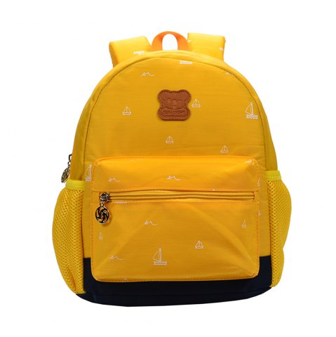 Trendy Creative Fashion Kindergarten Reflective Backpack