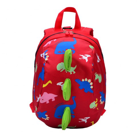 Buy Children Dinosaur Anti-loss Backpack
