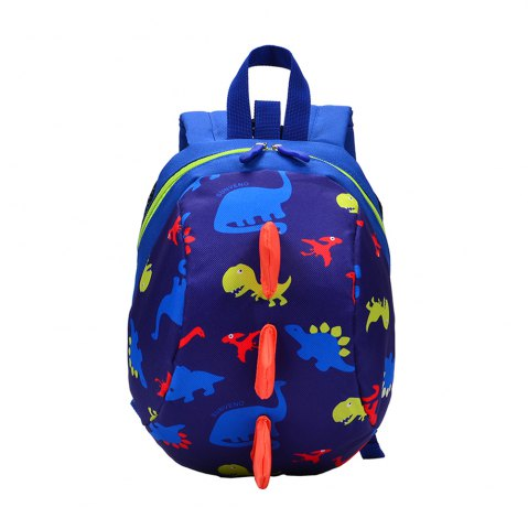 Shop Children Dinosaur Anti-loss Backpack