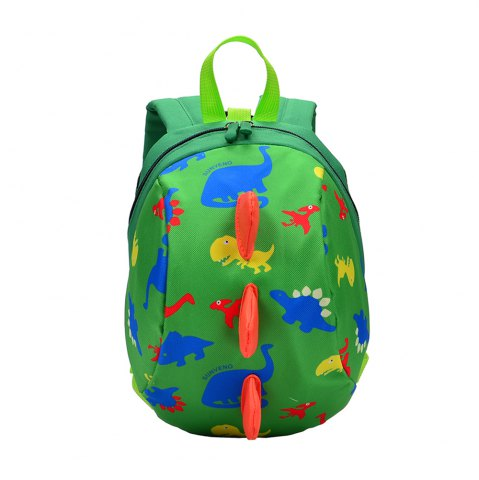 Affordable Children Dinosaur Anti-loss Backpack