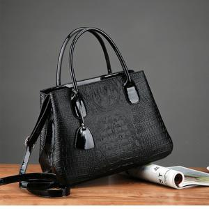 PU Leather Lady Handbag Fashion Style Shoulder Messenger Bag -