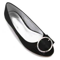 5049-31Women's Shoes Wedding Shoes Flat Heel -