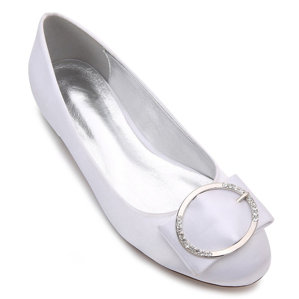 Shop 5049-31Women's Shoes Wedding Shoes Flat Heel
