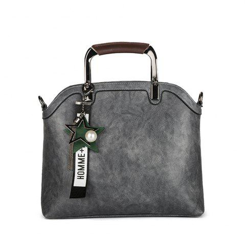 Hot Women's Handbag Brief Design Patchwork Creative All-match Chic Versatile Bag
