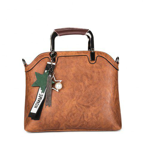 Store Women's Handbag Brief Design Patchwork Creative All-match Chic Versatile Bag