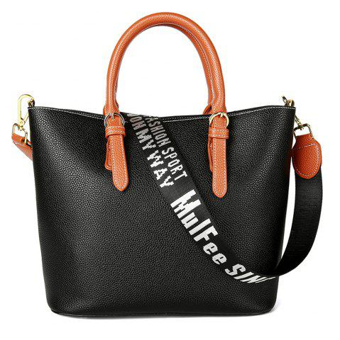 Buy Women's Handbag Solid Color All-match Large Capacity Top Fashion Bag