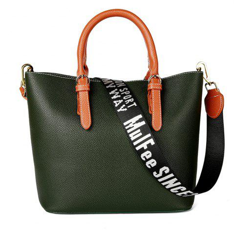 Online Women's Handbag Solid Color All-match Large Capacity Top Fashion Bag