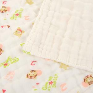 6 Layers Cotton Gauze Towel Baby -
