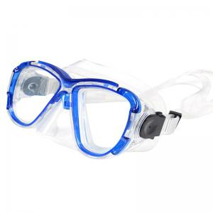 Swimming Diving Snorkeling Mask Tempered Goggles -