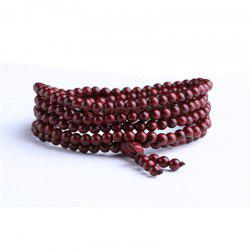 JAMOUR Natural Transfer Fashion Personality Rosewood Bracelet -