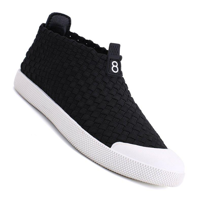 Fashion Men Casual New Trend for Fashion Outdoor Slip on Rubber Shoes