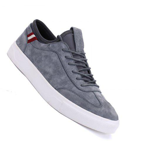 Unique Men Casual New Trend for Fashion Outdoor Slip on Rubber Flat Shoes
