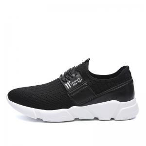 Men Casual New Trend for Fashion Mesh Outdoor Rubber Flat Shoes -