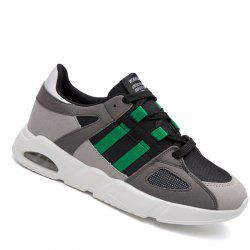 Men Leisure Fashion Hiking Sport Shoes Breathable Walking Sneakers -