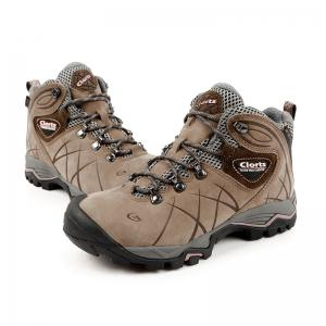 Clorts Hiking Shoes Women Waterproof Outdoor Hiking Boots Athletic Sneakers -