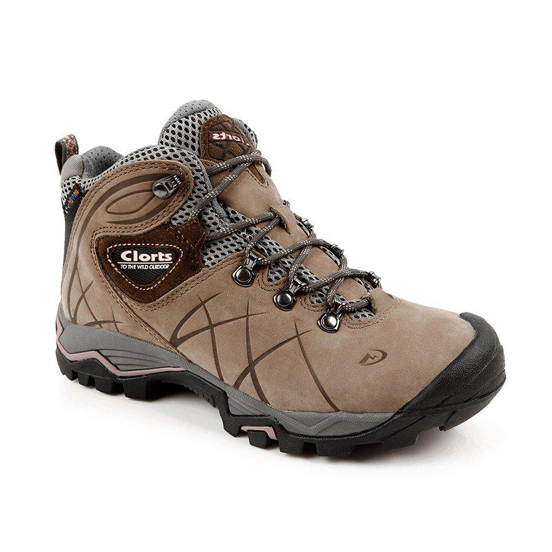 Fashion Clorts Hiking Shoes Women Waterproof Outdoor Hiking Boots Athletic Sneakers