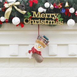 Cute Cartoon Christmas Tree Decorations -